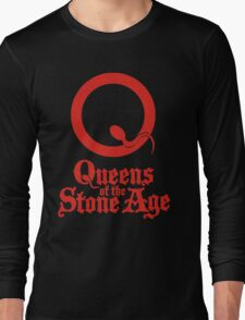 Queen of the stone age Long Sleeve T-Shirt