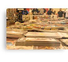 Las Vegas Comic Expo 2012 Metal Print