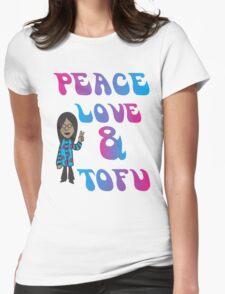 Peace Love and Tofu T-Shirt