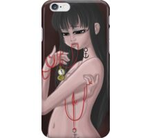 Strings of time iPhone Case/Skin