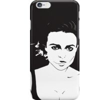 Fight Club - If I did have a tumor, I would name it Marla! iPhone Case/Skin