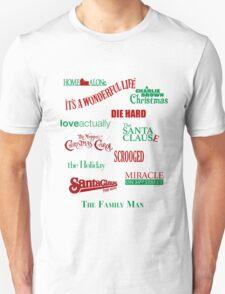 Christmas Movies T-Shirt