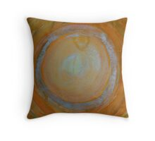 Focus on the Centre Throw Pillow