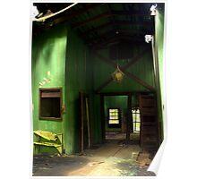 Lost Cabin Poster