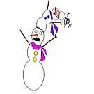 Those Poor Poor Snowmen... by Shawna Rowe