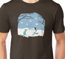 Fate of a Ninja Snowman T-Shirt