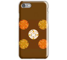 Pumpkin Chocolate Chip Cookies? iPhone Case/Skin