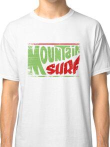 Mountain Surf Logo Classic T-Shirt