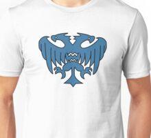 Rune-Midgarts Coat of Arms (blue version) Unisex T-Shirt