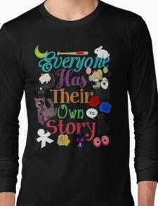 Horror Rpg Design Long Sleeve T-Shirt