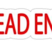 Dead End Mirai Nikki Sticker