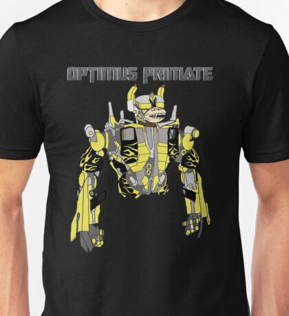 Optimus Primate Unisex T-Shirt