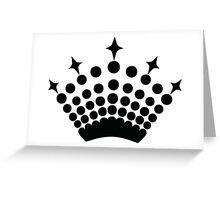 OG Crown Greeting Card