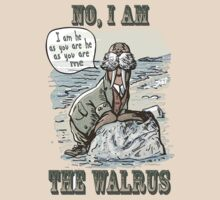No, I am the Walrus T-Shirt