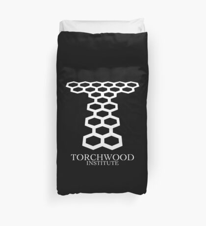 Torchwood Duvet Cover
