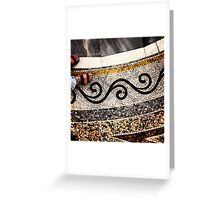 Athens floor Greeting Card