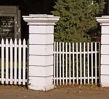 Pillars of the fence by henuly1