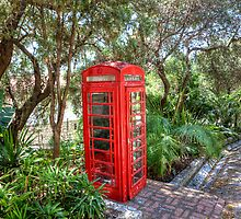 The Phone Box by manateevoyager