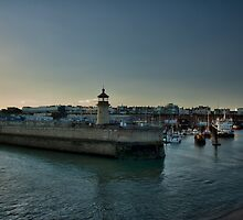 Ramsgate Harbour by Dave Godden