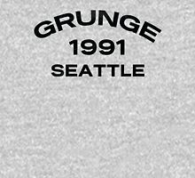 Grunge 1991 Seattle Unisex T-Shirt