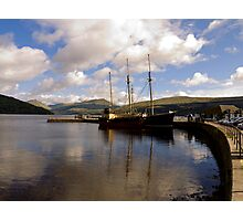 Inveraray, Loch Fyne Photographic Print