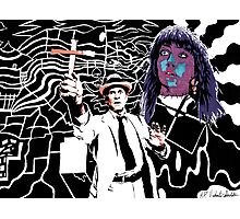 Kolchak Vs Frankenhooker Photographic Print