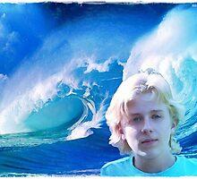 ~ Ocean Blue ~ by Alexandra  Lexx