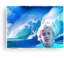 ~ Ocean Blue ~ Canvas Print