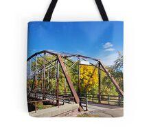 Cherry Rock Bridge Tote Bag