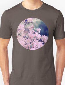 Pink Blossoms Unisex T-Shirt