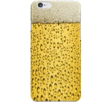 Beer effect  iPhone Case/Skin