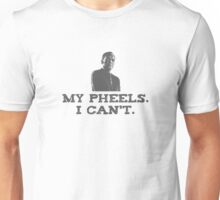 my pheels Unisex T-Shirt