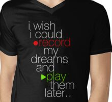I Wish.. Mens V-Neck T-Shirt
