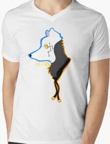 GLaDOS HOuND Mens V-Neck T-Shirt