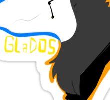 GLaDOS HOuND Sticker