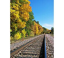Scenic Railway Photographic Print