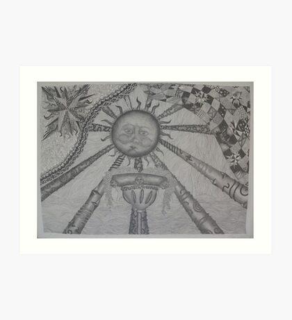 Enlighten Art Print