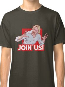 Evil ED from Evil Dead 2 Classic T-Shirt