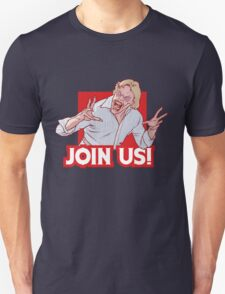 Evil ED from Evil Dead 2 T-Shirt