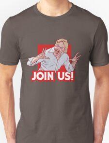 Evil ED from Evil Dead 2 Unisex T-Shirt