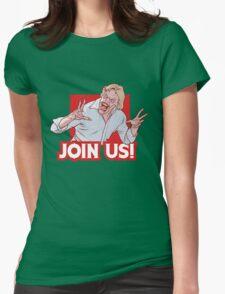 Evil ED from Evil Dead 2 Womens T-Shirt