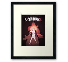 Biohazard 3 Framed Print