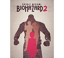 Biohazard 2  Photographic Print