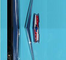 Chevy Hood Emblem by ArtShopEtc