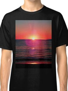 Cyprus Sunset Classic T-Shirt