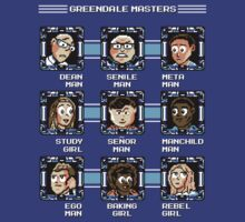 Greendale Masters by Up Top Tees
