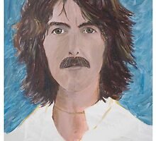 George ~ ( the quiet Beatle ) by Clint Smith