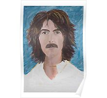 George ~ ( the quiet Beatle ) Poster