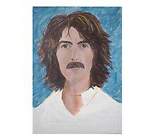 George ~ ( the quiet Beatle ) Photographic Print
