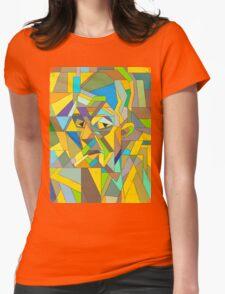 strange Womens Fitted T-Shirt